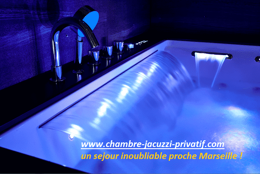 jacuzzi fontaine